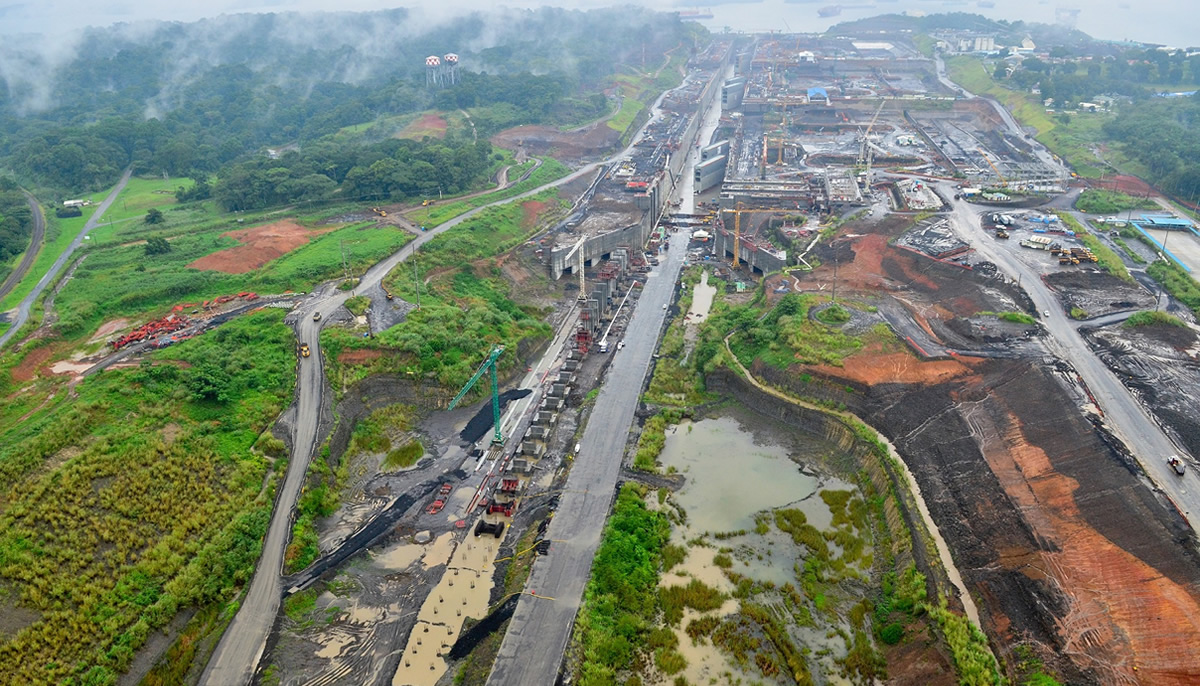 Canal De Panama: Official Website For The Panama Canal