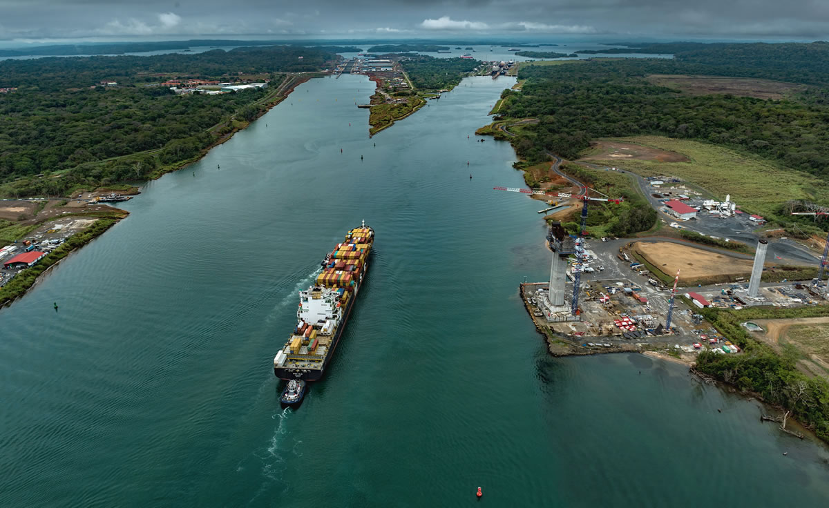 Building The New Panama Canal