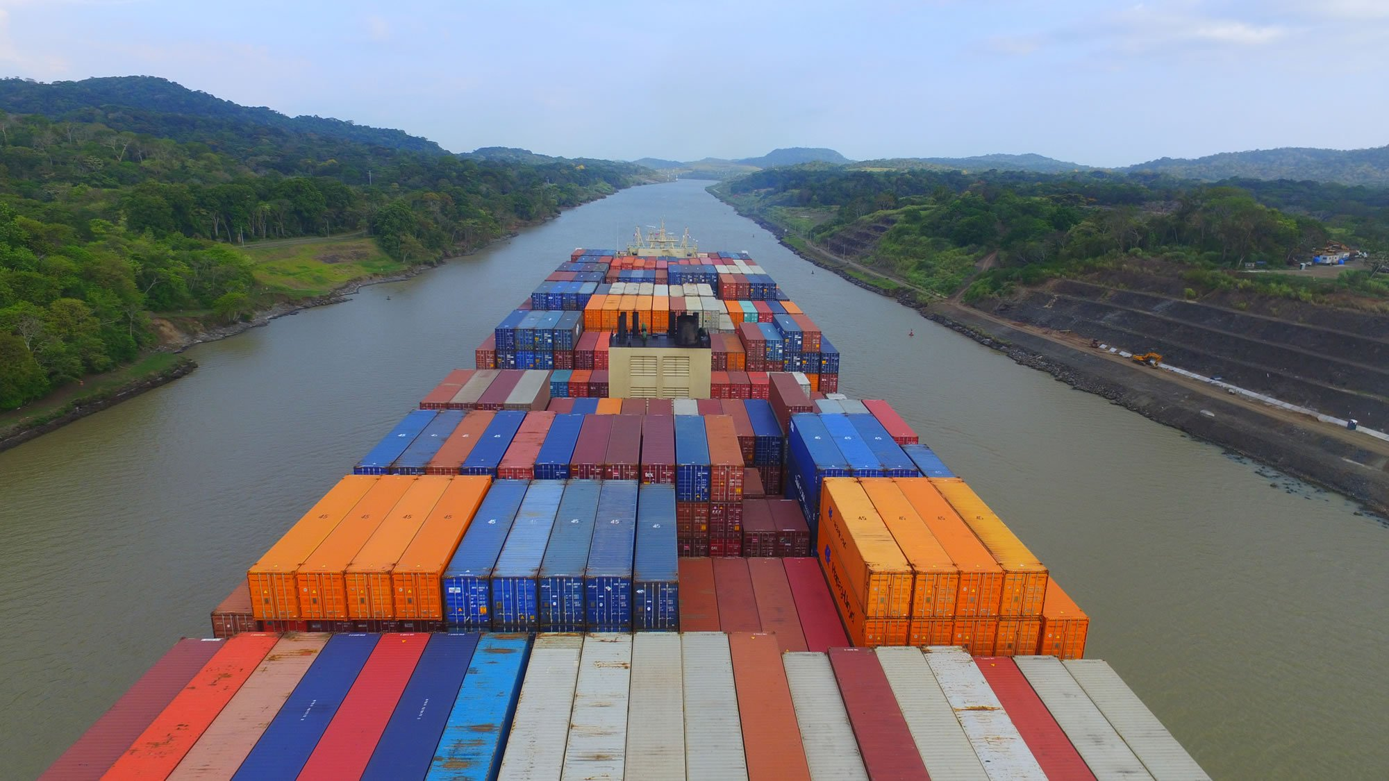 Press Releases Expanded Panama Canal